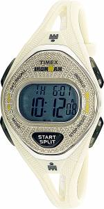 [タイメックス]Timex 腕時計 White Polyurethane Quartz Sport Watch TW5M10800 レディース