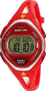 [タイメックス]Timex 腕時計 Pink Polyurethane Quartz Sport Watch TW5M10700 レディース
