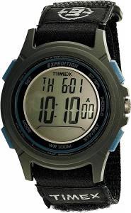 [タイメックス]Timex 腕時計 Black Nylon Quartz Sport Watch TW4B10100 メンズ