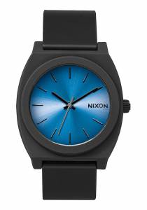 [ニクソン]NIXON  'Time Teller P' Quartz Stainless Steel and Silicone Casual Watch, A1192835