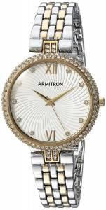 [アーミトロン]Armitron 腕時計 75/5529SVTT レディース [並行輸入品]