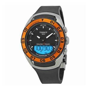 [ティソ]Tissot TTouch Sailing Touch MultiFunction GMT Perpetual Calendar T056.420.27.051.02