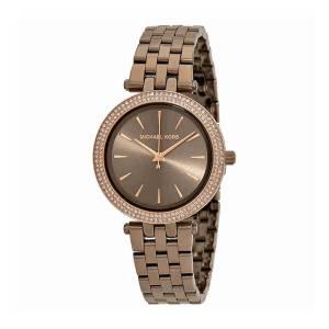 [マイケル・コース]Michael Kors 腕時計 Sable Brown Dial Watch MK3553 [並行輸入品]