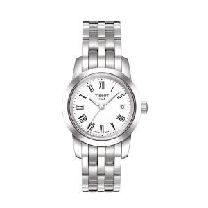 [ティソ]Tissot  T0332101101300 Dream Classic Stainless Steel White Dial Tissot-T0332101101300