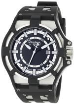 インヴィクタ 時計 Invicta Akula Black Dial Rubber Mens Watch 0627