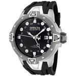 インヴィクタ  Invicta 0651 Sea Excursion GMT Black Men's Watch