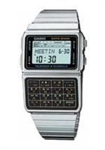 カシオ 時計 Casio #DBC610A-1A Mens Vintage Stainless Steel Band 50 Telememo Calculator Watch<img class='new_mark_img2' src='https://img.shop-pro.jp/img/new/icons29.gif' style='border:none;display:inline;margin:0px;padding:0px;width:auto;' />