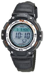 カシオ 時計 Casio Twin Sensor Watch-Gr SGW100B-3V -