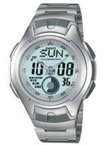 カシオ 時計 Men's Casio Analog Digital Watch. AQ-160WD-7BV