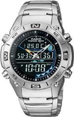 カシオ 時計 Casio Outgear Fishing Thermometer Watch. AMW-703D-1AV