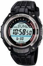 カシオ 時計 Casio Sports Running Gear Pedometer Watch. SGW200-1V