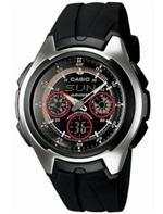 カシオ 時計 Casio Analog Digital Watch. AQ-163W-1B2V AQ163W-1B2V
