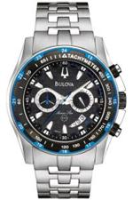 ブローバ 時計 Men's Bulova Marine Star Chronograph Watch. 98B120