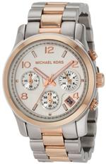マイケルコース 時計 Michael Kors Womens MK5315 Runway Two Tone Chronograph Watch MK5315
