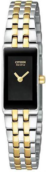 シチズン 時計 $275 Womens Citizen Silhouette Solar Watch EG2704-57E