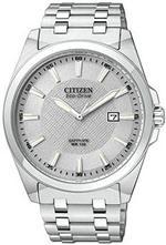 シチズン 時計 Men's Citizen Eco-Drive Saphire Glass Watch BM7100-59A