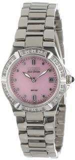 シチズン 時計 Citizen Womens EW0890-58X Eco-Drive Riva Diamond Accented Stainless Steel Watch<img class='new_mark_img2' src='https://img.shop-pro.jp/img/new/icons26.gif' style='border:none;display:inline;margin:0px;padding:0px;width:auto;' />