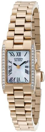 シチズン 時計 Citizen Womens EW9813-50D Eco-Drive Silhouette Crystal Stainless Steel Rose-Gold Watch<img class='new_mark_img2' src='https://img.shop-pro.jp/img/new/icons29.gif' style='border:none;display:inline;margin:0px;padding:0px;width:auto;' />