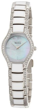 シチズン 時計 Citizen Womens EW9870-72D Eco-Drive Normandie White Resin Watchand Bracelet Set<img class='new_mark_img2' src='https://img.shop-pro.jp/img/new/icons14.gif' style='border:none;display:inline;margin:0px;padding:0px;width:auto;' />