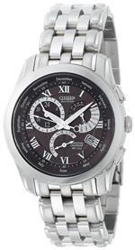 シチズン 時計 Citizen Mens BL8000-54X Eco-Drive Calibre 8700 Stainless Steel Sport Watch
