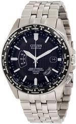 シチズン 時計 Citizen Mens CB0030-56E World Perpetual A-T Watch