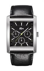 ラコステ 時計 Lacoste Sport Berlin Black Dial Mens Watch #2010588