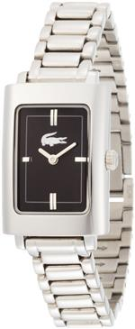 ラコステ 時計 Lacoste Club Collection Black/Grey Dial Womens Watch #2000523<img class='new_mark_img2' src='https://img.shop-pro.jp/img/new/icons16.gif' style='border:none;display:inline;margin:0px;padding:0px;width:auto;' />