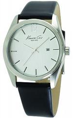 ケネスコール 時計 $85 Men's Kenneth Cole Leather Analog Watch KC1595