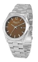 ケネスコール 時計 Kenneth Cole New York Mens KC3884 Classic Quartz Bracelet Watch