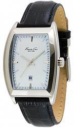 ケネスコール 時計 $85.00 Men's Kenneth Cole Leather Analog Watch KC1604