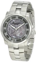 ケネスコール 時計 Kenneth Cole New York Mens KC3828 Automatic Gunmetal Ion-Plated Bracelet Watch<img class='new_mark_img2' src='https://img.shop-pro.jp/img/new/icons34.gif' style='border:none;display:inline;margin:0px;padding:0px;width:auto;' />