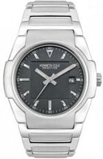 ケネスコール 時計 Men's Kenneth Cole Stainless Steel Watch KC3559