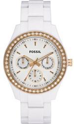 フォッシル 時計 Women's White Fossil Multifunction Watch ES2869