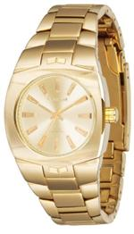 べスタル 時計 Women's Vestal Mini Gearhead Gold Watch MGH003