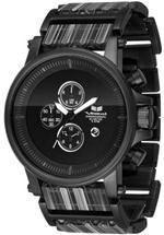 べスタル 時計 Men's Vestal Plexi Acetate Chronograph Watch PLA014