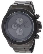 ベスタル 時計 Vestal Mens ZR3008 ZR-3 Chronograph Black Minimalist Watch