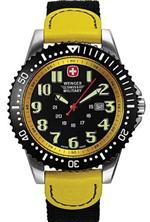 ウェンガー 時計 Men's Wenger Military Swiss Challenger Watch 79961