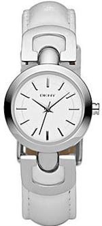 ダナキャラン 時計 Women's DKNY Stainless Steel Leather Watch NY4948