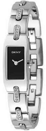 ダナキャラン 時計 Women's DKNY Stainless Steel Crystallized Watch NY3430