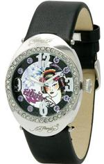 エド・ハーディー 時計 Women's Ed Hardy Sovereigns Watch SV-BK