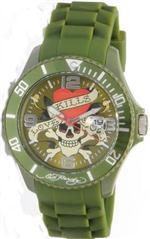 エド・ハーディー 時計 Men's Ed Hardy Matterhorn Watch MH-LK