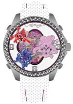 エド・ハーディー 時計 Women's Ed Hardy Ace Crystal Exchangeable straps. AC-WN
