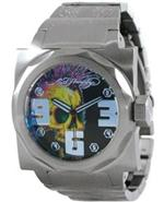 エド・ハーディー 時計 Men's Ed Hardy Baragon Watch. BA-SK