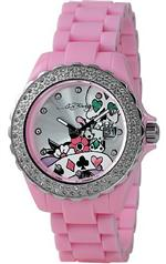エド・ハーディー 時計 Women's Ed Hardy Pink Roxxy Watch RX-LP