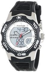 フリースタイル 時計 Freestyle Mens FS81242 Shark x 2.0 Ana-Digi Polyurethane Strap Watch