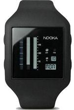 ヌーカ 時計 Nooka Zenv Black Watch ZUB ZENV BK 20