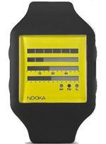 ヌーカ 時計 Nooka Zenh Black Yellow Watch ZUB ZENH KY 20
