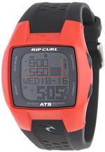 リップカール 時計 Rip Curl Mens A1015-RED quotTrestles Oceansearchquot Tide Watch with Black