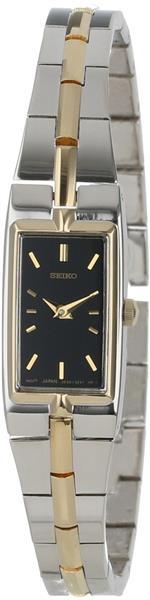 セイコー 時計 Seiko Womens SZZC42 Two-Tone Dress Watch