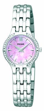 パルサー 時計 Pulsar Womens PEGF19 Crystal Watch